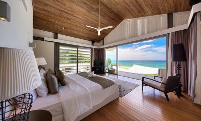 Sava Beach Villas Villa Tievoli Bedroom with Sea View | Natai, Phang Nga