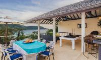 Villa Amanzi Kata Noi Outdoor Dining | Kata, Phuket