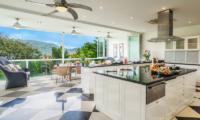 Villa Amanzi Kata Noi Kitchen and Dining Area | Kata, Phuket