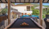 Villa Amanzi Kata Noi Billiard Table | Kata, Phuket