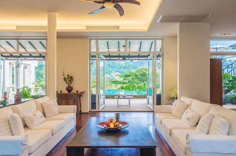 Villa Amanzi Kata Noi Living Area | Kata, Phuket