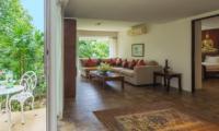 Villa Amanzi Kata Noi Guest Bedroom Six Seating Area | Kata, Phuket