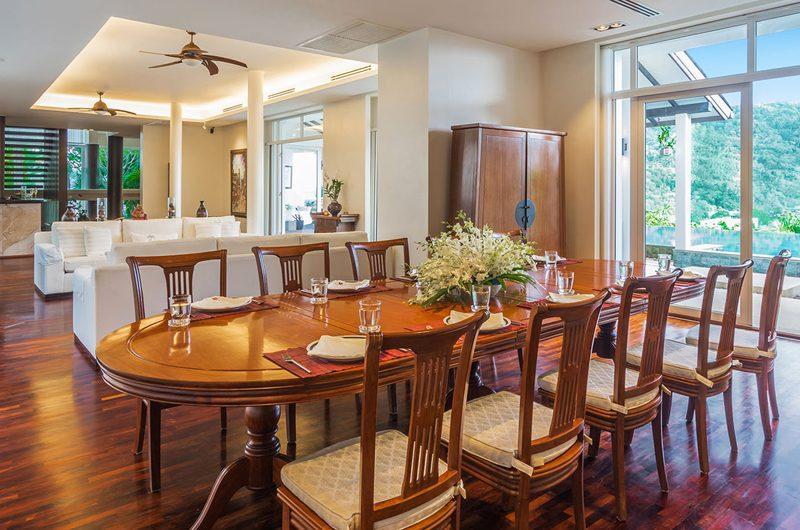 Villa Amanzi Kata Noi Dining Area | Kata, Phuket