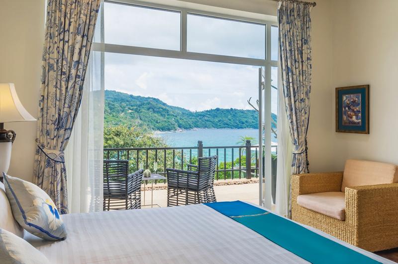 Villa Amanzi Kata Noi Guest Bedroom Three | Kata, Phuket