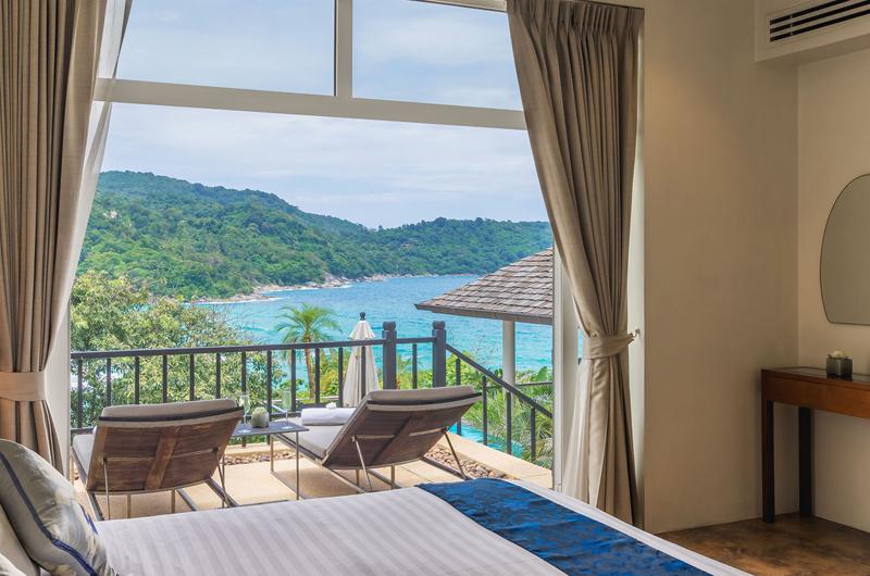 Villa Amanzi Kata Noi Guest Bedroom Four | Kata, Phuket