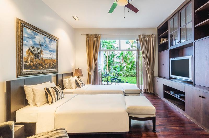 Villa Amanzi Kata Noi Guest Bedroom Five | Kata, Phuket