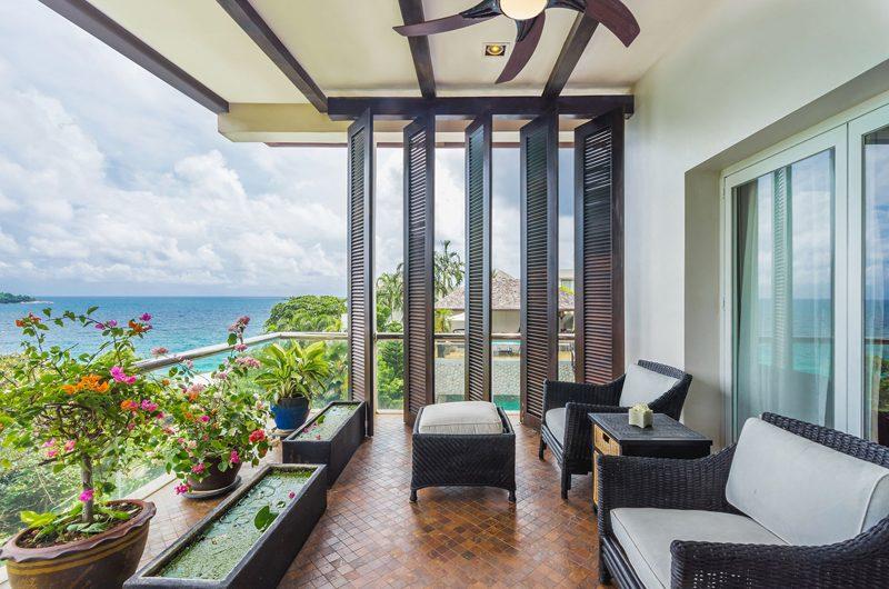 Villa Amanzi Kata Noi Lounge Area | Kata, Phuket