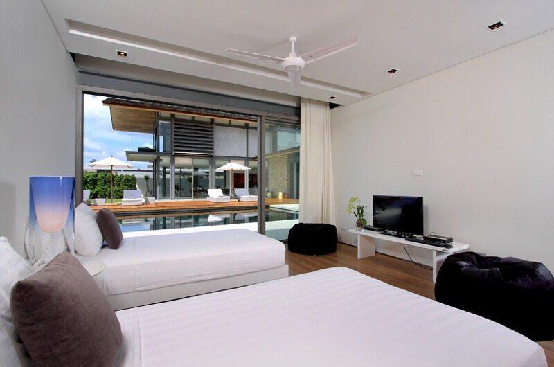 Villa Amarelo Twin Bedroom | Phuket, Thailand