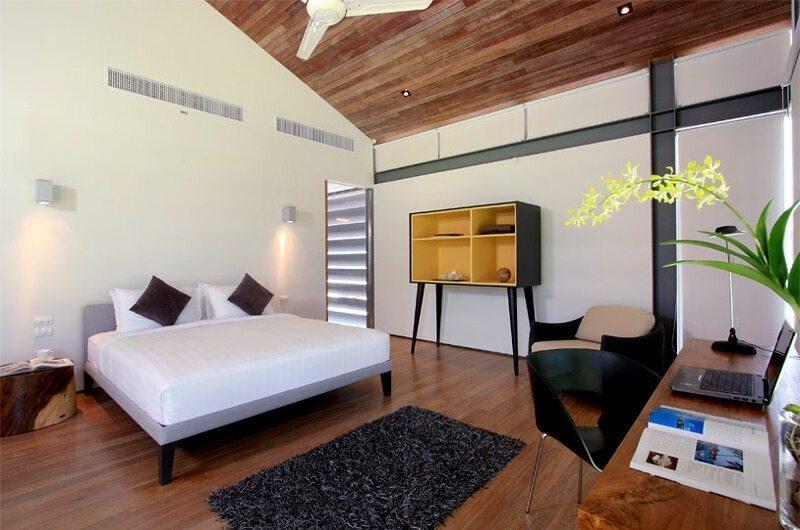 Villa Amarelo Bedroom One | Phuket, Thailand