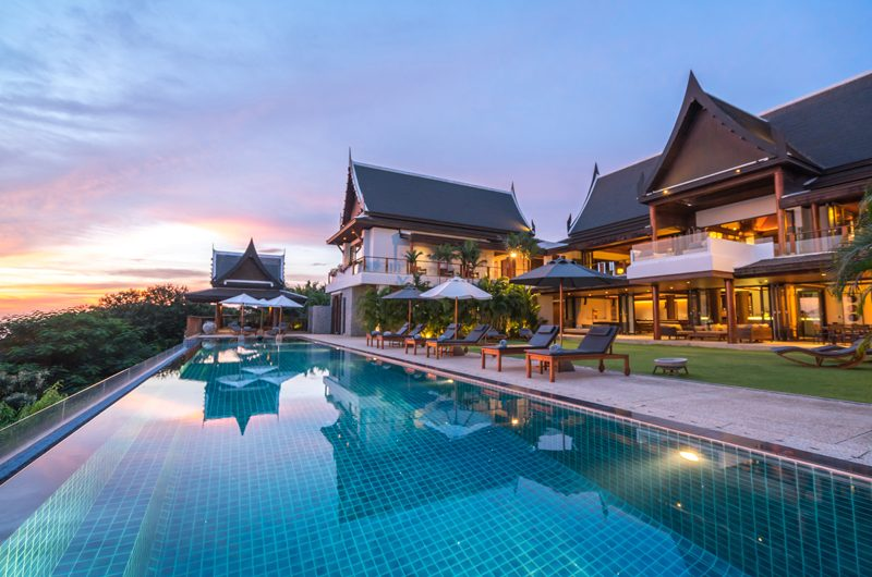 Villa Aye Swimming Pool | Kamala, Phuket
