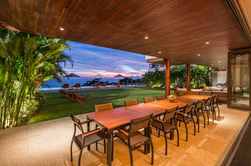 Villa Aye Outdoor Dining | Kamala, Phuket