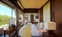Villa Aye Spacious Bedroom with TV | Kamala, Phuket