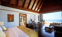 Villa Aye Spacious Bedroom with Sea View | Kamala, Phuket