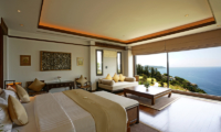 Villa Aye Bedroom with Sea View | Kamala, Phuket