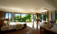 Villa Aye Bedroom with Wooden Floor | Kamala, Phuket