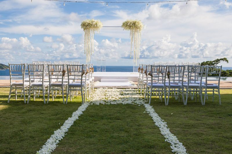 Villa Aye Wedding Set Up with Sea View | Kamala, Phuket