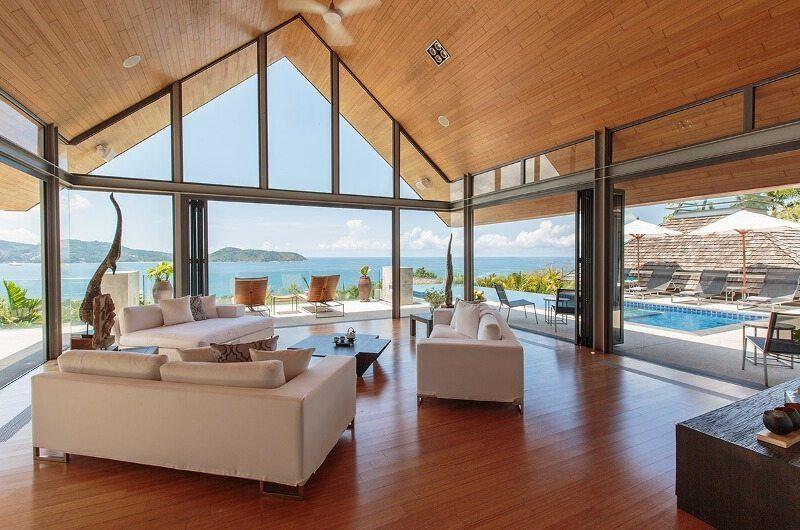 Villa Benyasiri Living Area | Phuket, Thailand