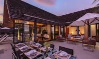 Villa Benyasiri Outdoor Dining | Phuket, Thailand