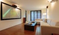 Villa Benyasiri Media Room | Phuket, Thailand