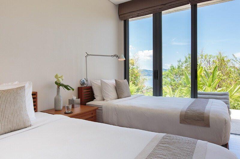 Villa Benyasiri Twin Room | Phuket, Thailand