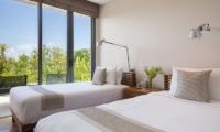 Villa Benyasiri Twin Bedroom | Phuket, Thailand