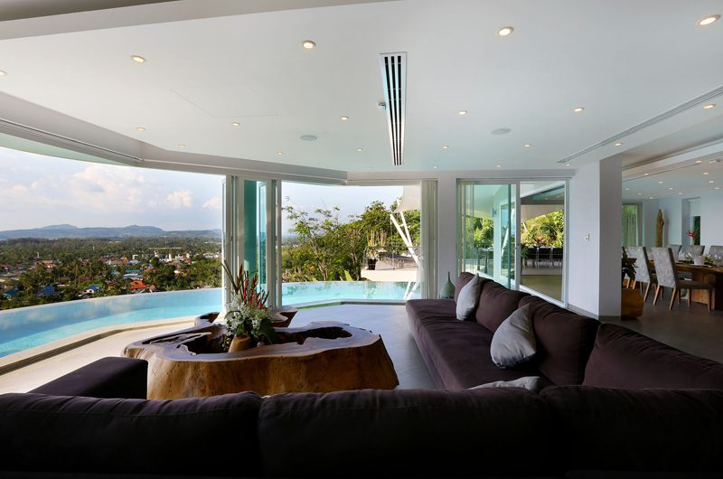 Villa Beyond Living Area with Pool View | Bang Tao, Phuket