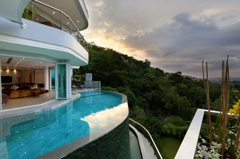 Villa Beyond Swimming Pool | Bang Tao, Phuket