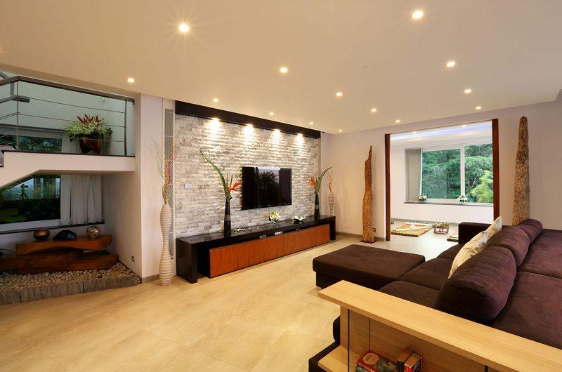 Villa Beyond Media Room | Bang Tao, Phuket