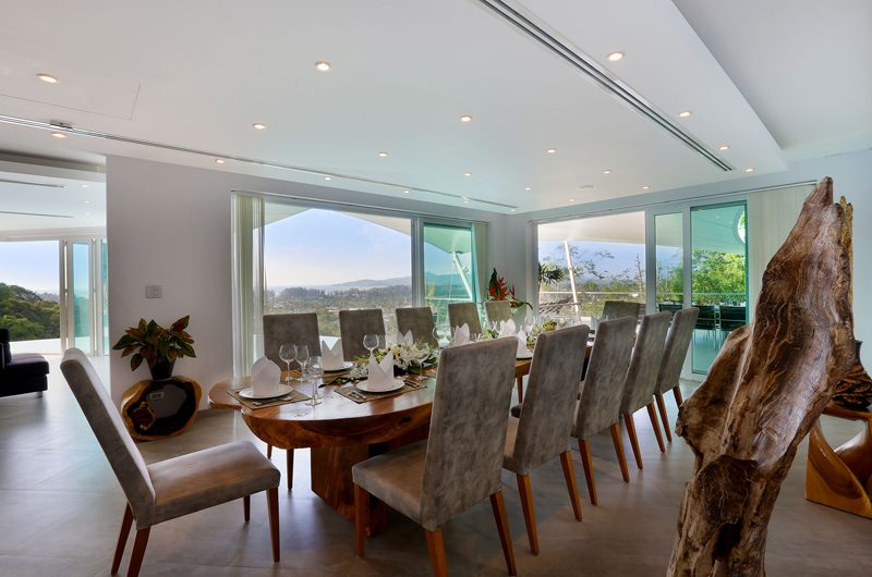 Villa Beyond Dining Area | Bang Tao, Phuket