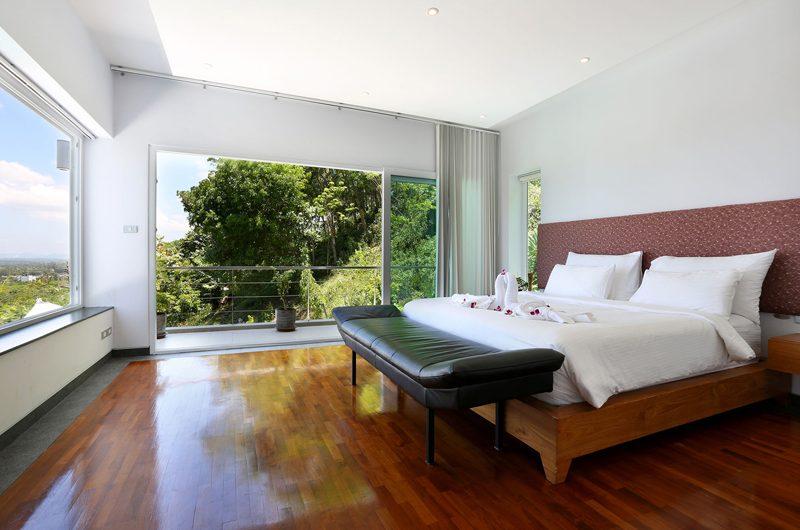 Villa Beyond Bedroom View | Bang Tao, Phuket