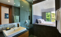 Villa Beyond Bedroom and En-suite Bathroom | Bang Tao, Phuket