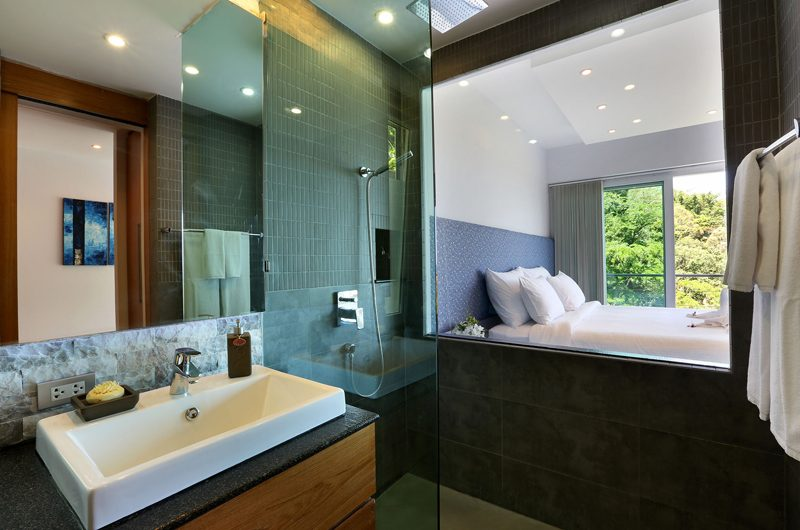 Villa Beyond Bedroom and En-suite Bathroom | Bang Tao, Phuket