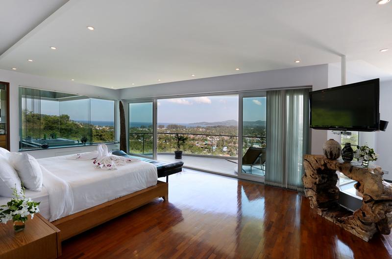 Villa Beyond Master Bedroom | Bang Tao, Phuket
