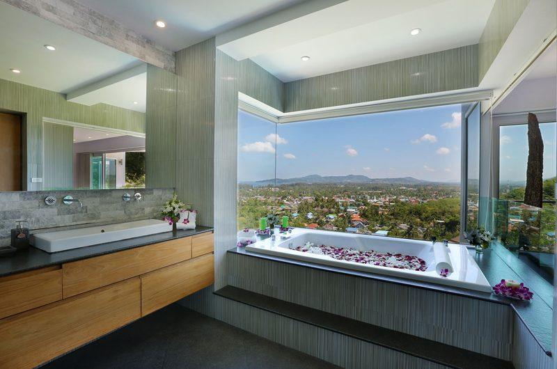 Villa Beyond Master Bathroom | Bang Tao, Phuket