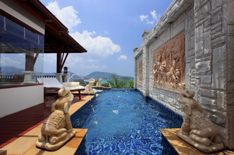 Villa Cattleya C10 Swimming Pool | Phuket, Thailand