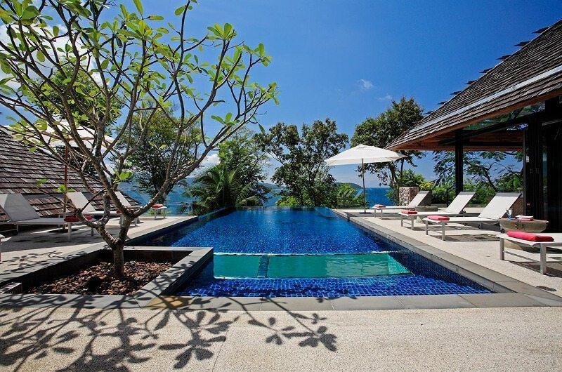 Villa Leelavadee Swimming Pool | Phuket, Thailand