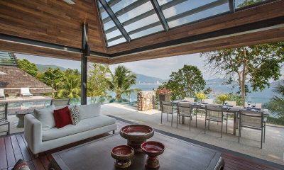 Villa Leelavadee Open Plan Living Area | Phuket, Thailand