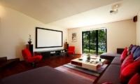 Villa Leelavadee Media Room | Phuket, Thailand