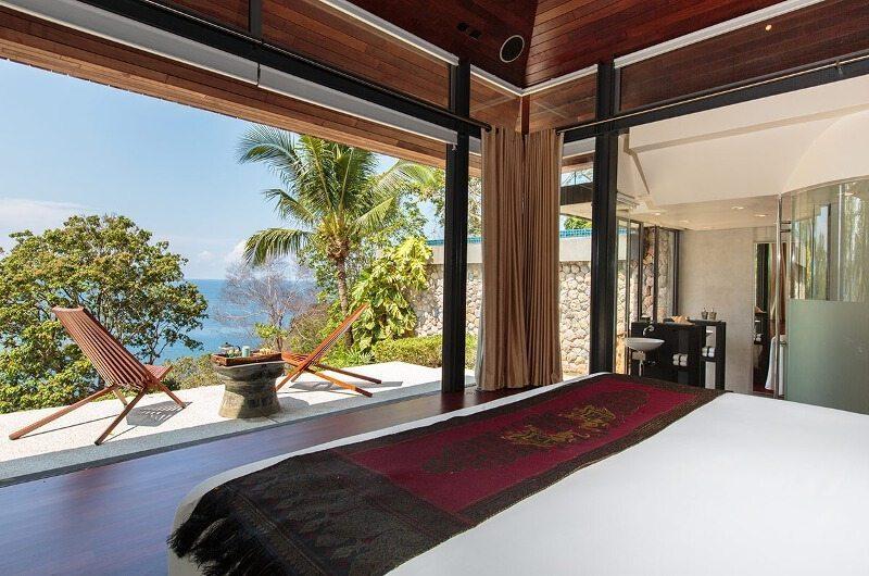 Villa Leelavadee Master Bedroom View | Phuket, Thailand