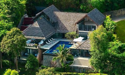 Villa Leelavadee Bird's Eye View | Phuket, Thailand