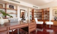 Villa Lomchoy Study Room | Kamala, Phuket