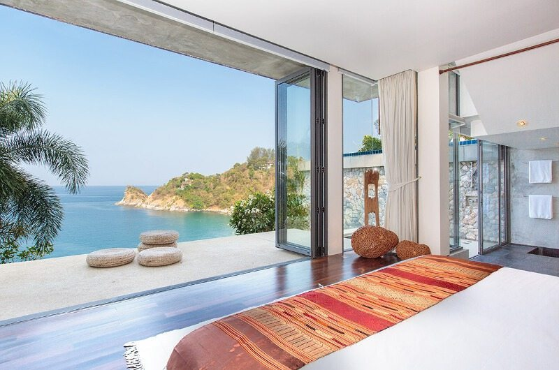 Villa Lomchoy King Size Bed with View | Kamala, Phuket
