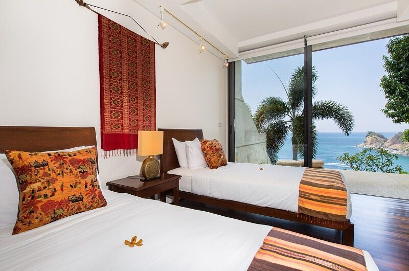 Villa Lomchoy Twin Bedroom | Kamala, Phuket