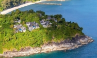 Villa Lomchoy Bird's Eye View | Kamala, Phuket