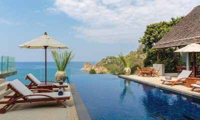 Villa Lomchoy Swimming Pool | Kamala, Phuket