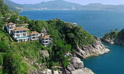 Villa Minh Bird's Eye View | Kamala, Phuket