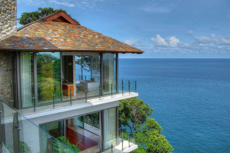 Villa Minh View from Living Room Looking Through Bedrooms | Kamala, Phuket