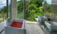 Villa Minh Master Bathroom | Kamala, Phuket