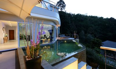 Villa Namaste Swimming Pool | Bang Tao, Phuket