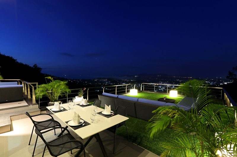 Villa Namaste Open Plan Dining Area | Bang Tao, Phuket